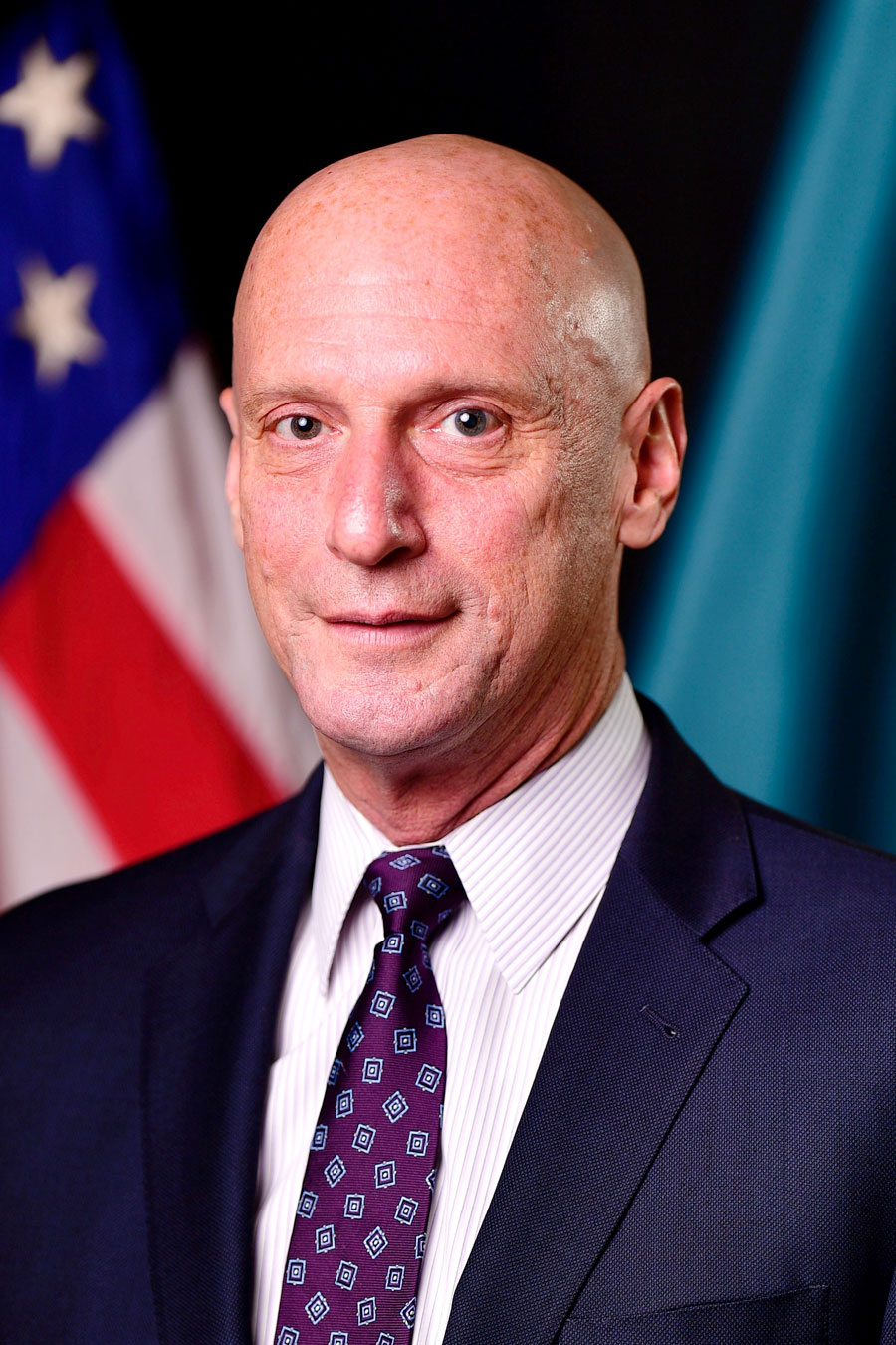 Photo of Secretary of State Jeffrey W. Bullock