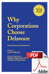 Read Why Corporations Choose Delaware